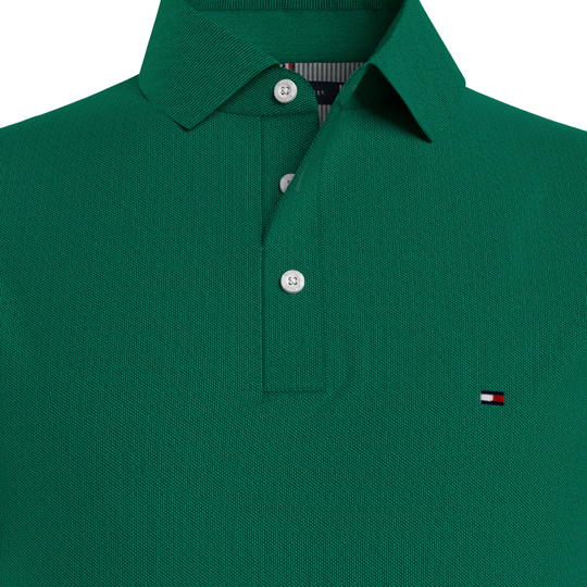 Tommy Hilfiger polo 1985 Donkergroen