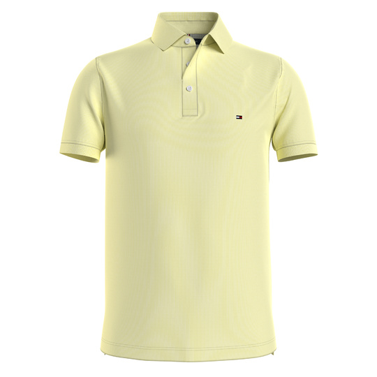 Tommy Hilfiger polo 1985 Geel