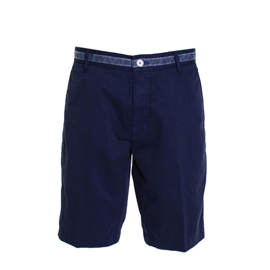 Adam korte broek chino  Navy