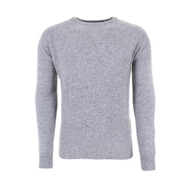Eagle & Brown ronde hals pullover Light grey