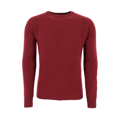 Eagle & Brown ronde hals pullover Red