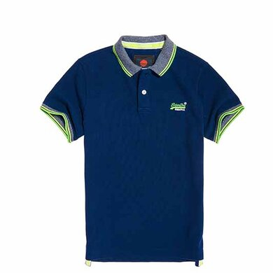 Superdry Polo Navy