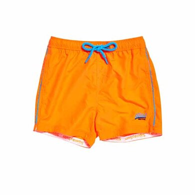 Superdry Swim Short Oranje Orange