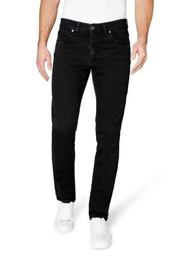 Gardeur 5-pocket Batu Modern Fit Black