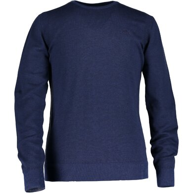 State of Art pullover oxford kobalt/donkerblauw