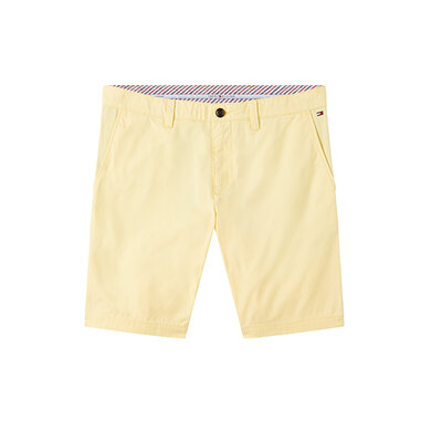 Tommy Hilfiger Korte broek Brooklyn Yellow
