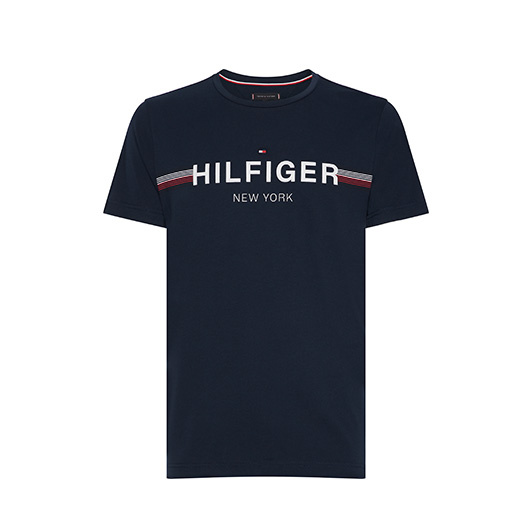 Tommy Hilfiger T-shirt flag Light blue