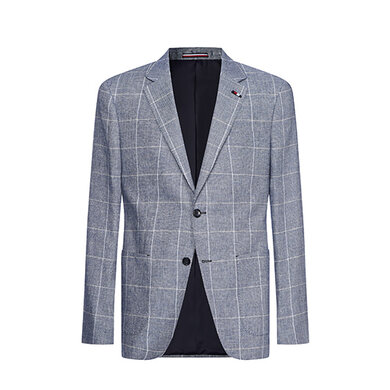 Tommy Hilfiger Tailored Blazer regular Blue