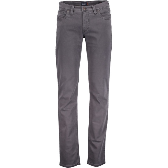 State of Art 5-pocket broek donkerantraciet uni