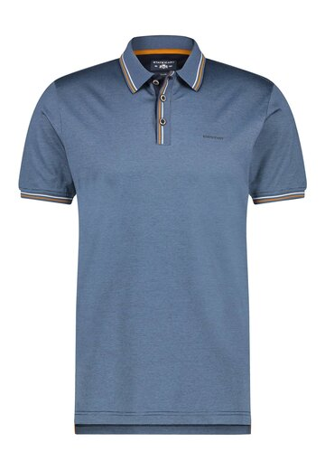 State of Art polo Blauw