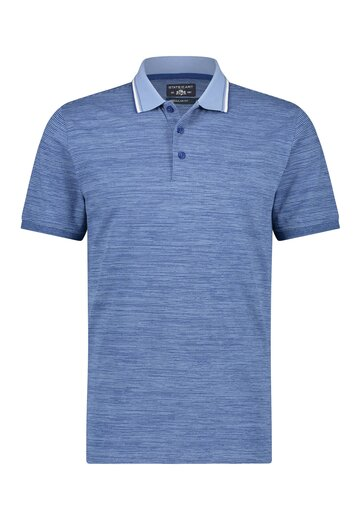 State of Art polo jersey Blauw
