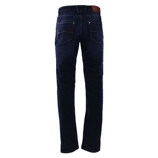 Gardeur Batu 5-Pocket Modern Fit Clean dunkel blau