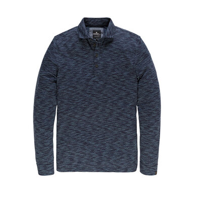Vanguard Long sleeve polo mouline